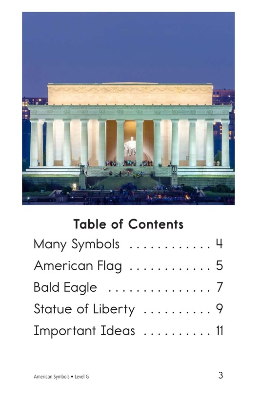 Book Preview For American Symbols Page 3