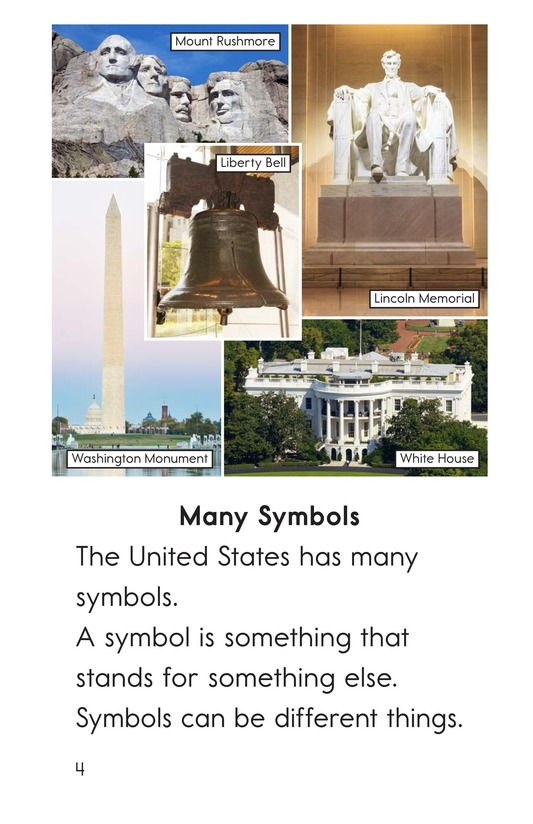 Book Preview For American Symbols Page 4