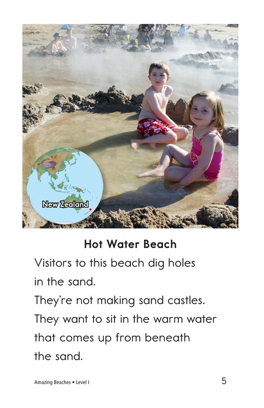 Book Preview For Amazing Beaches Page 5