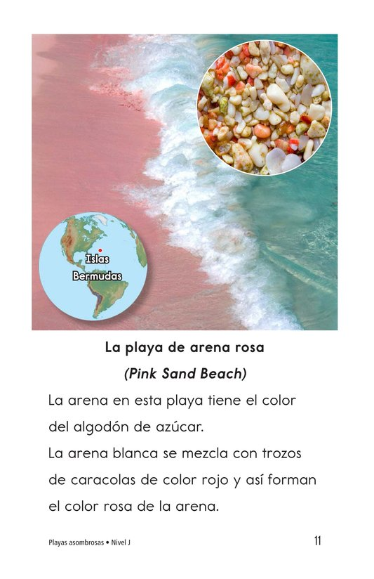 Book Preview For Amazing Beaches Page 11