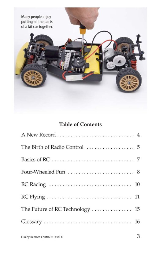 Book Preview For Fun by Remote Control Page 3