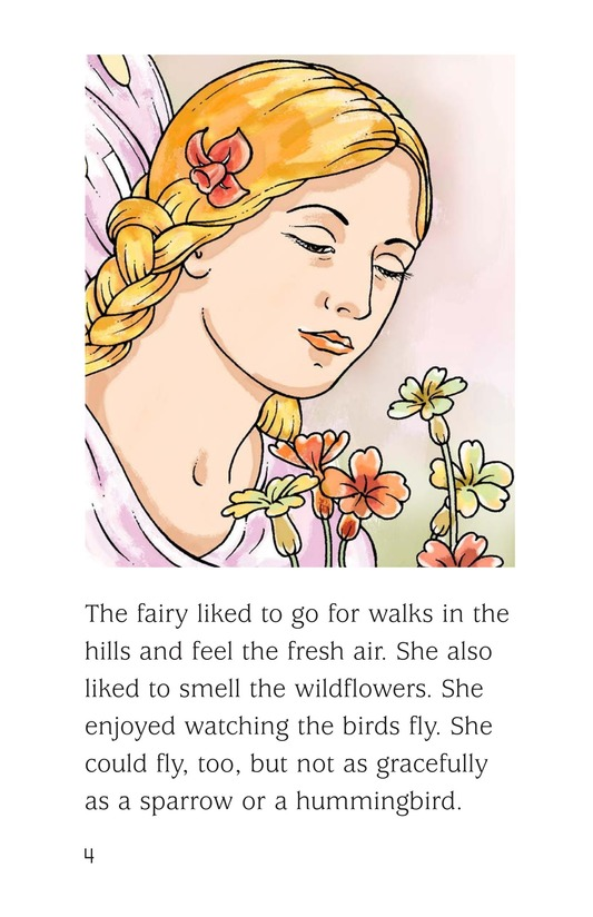 Book Preview For The Shepherd and the Fairy Page 4