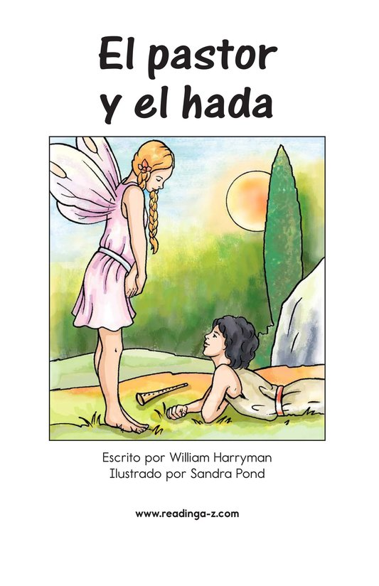 Book Preview For The Shepherd and the Fairy Page 2