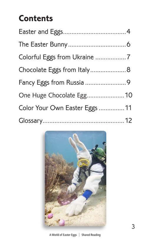 Book Preview For A World of Easter Eggs Page 3