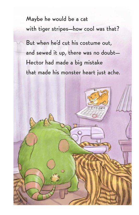 Book Preview For Hector's Halloween Page 6