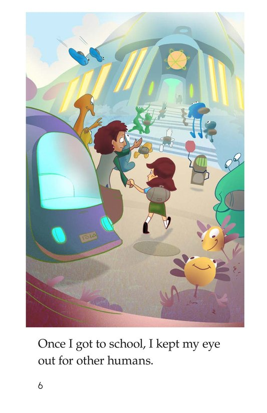 Book Preview For New Planet, New School Page 6