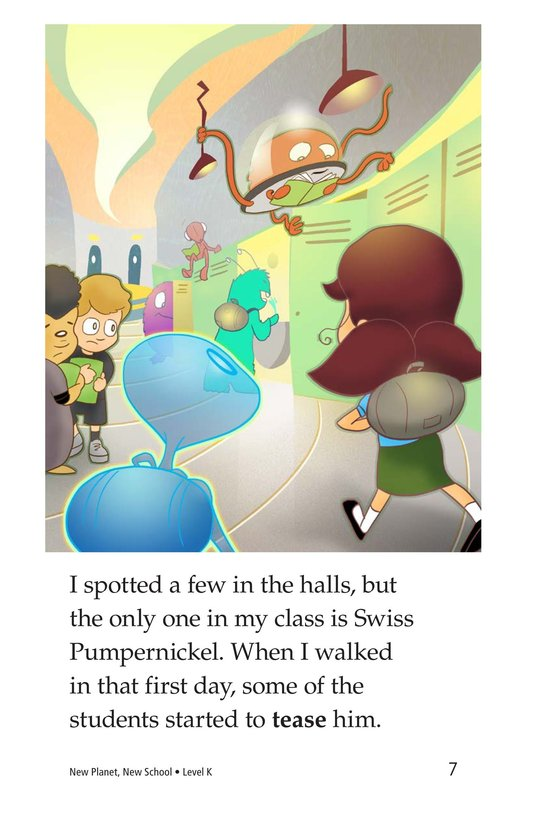 Book Preview For New Planet, New School Page 7
