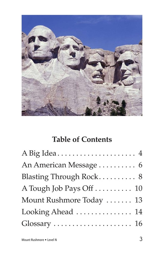 Book Preview For Mount Rushmore Page 3