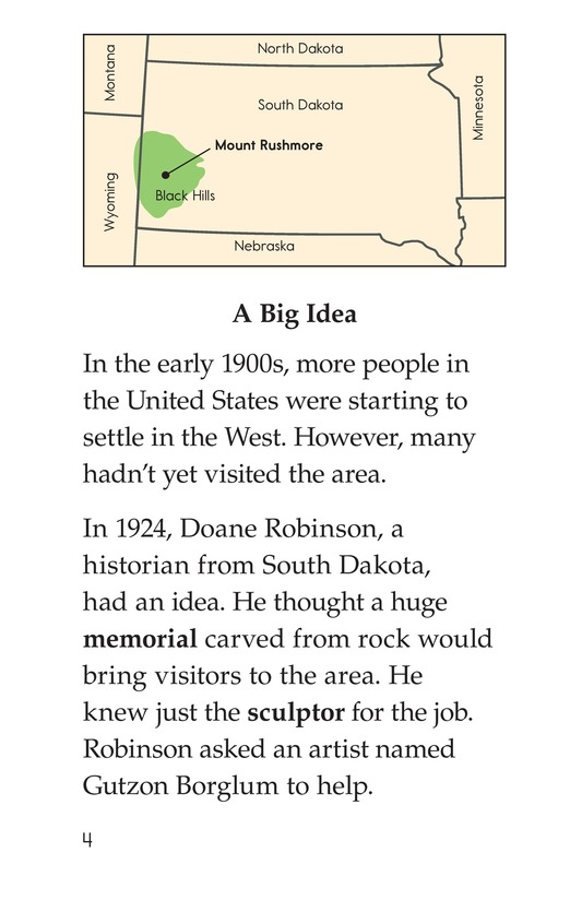 Book Preview For Mount Rushmore Page 4