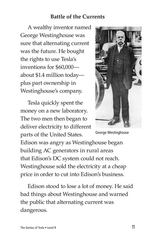 Book Preview For The Genius of Tesla Page 11