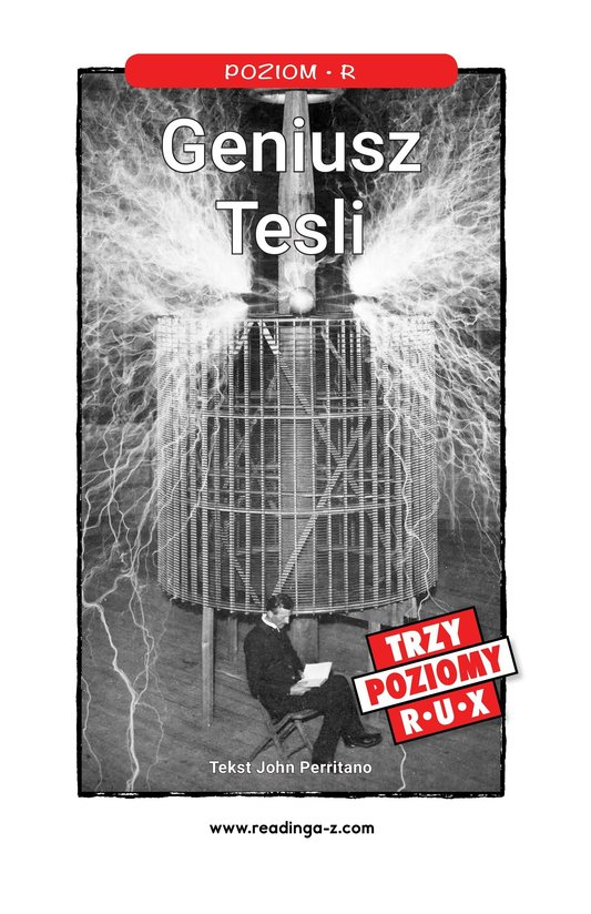 Book Preview For The Genius of Tesla Page 1