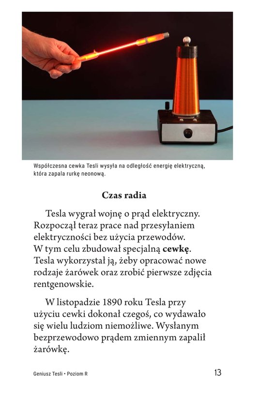 Book Preview For The Genius of Tesla Page 13