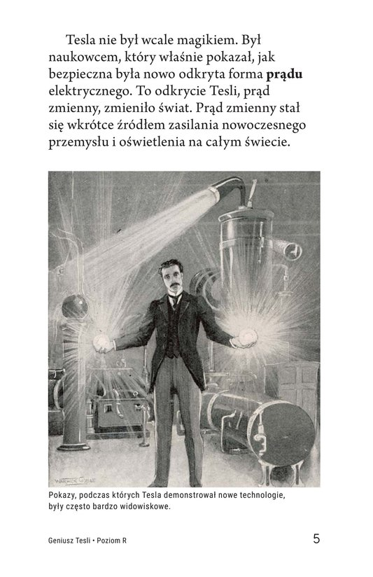 Book Preview For The Genius of Tesla Page 5