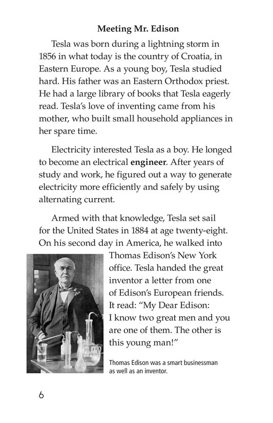 Book Preview For The Genius of Tesla Page 6