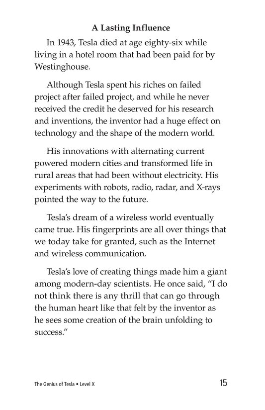 Book Preview For The Genius of Tesla Page 15