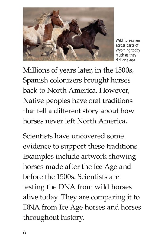 Book Preview For Wild Horses Page 6