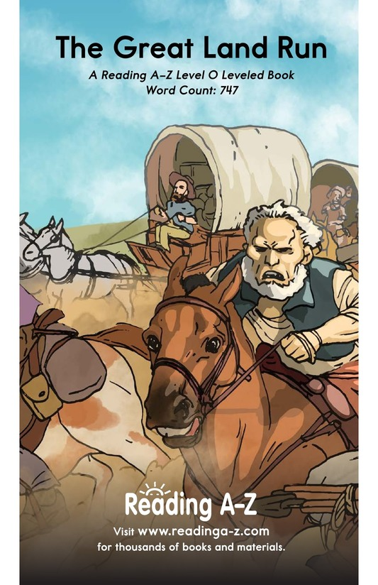 Book Preview For The Great Land Run Page 17