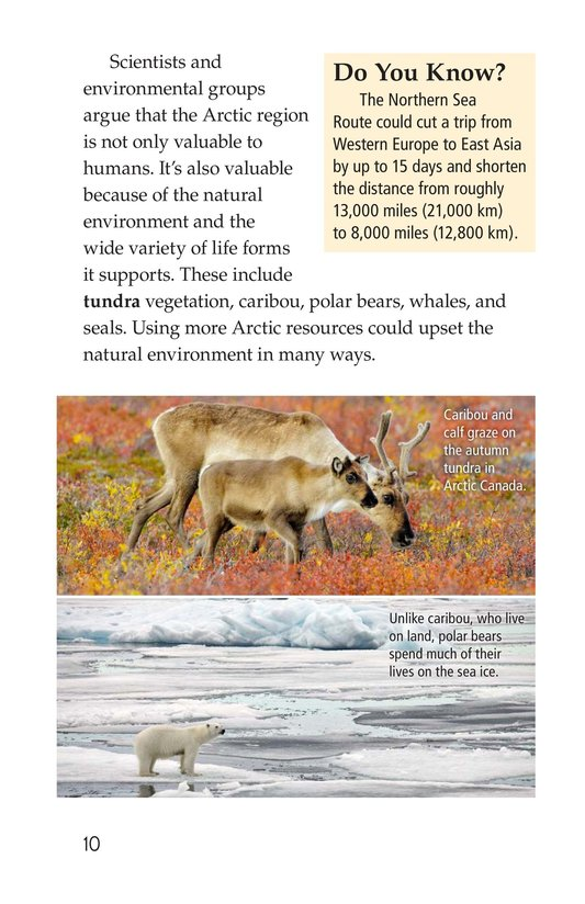 Book Preview For Who Owns the North Pole? Page 10