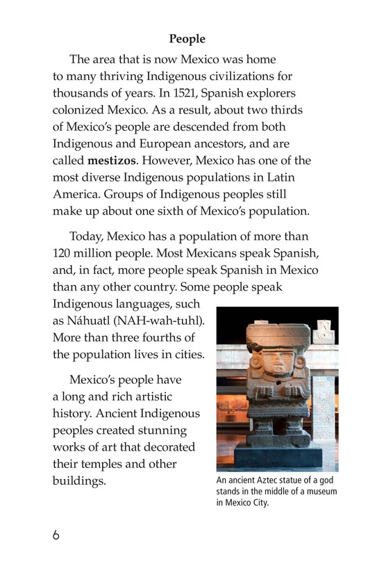 Book Preview For Mexico Page 6