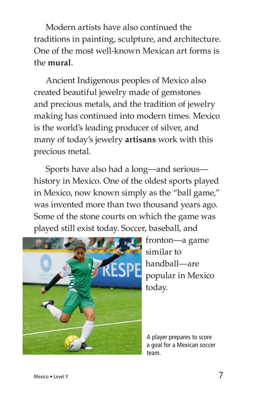 Book Preview For Mexico Page 7