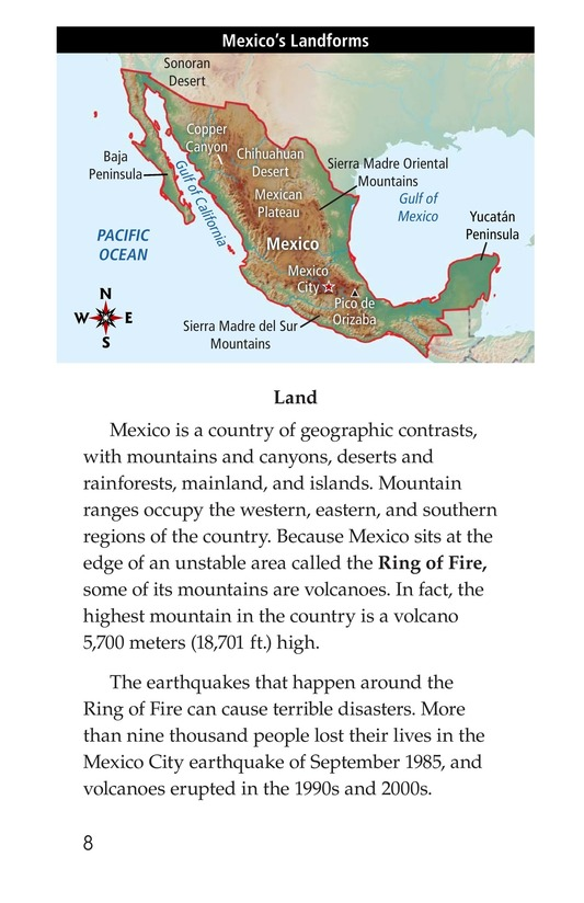 Book Preview For Mexico Page 8
