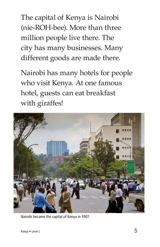 Book Preview For Kenya Page 5
