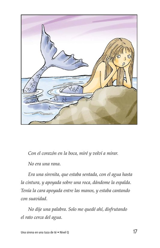 Book Preview For Mermaid in a Teacup Page 17