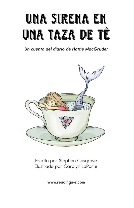 Book Preview For Mermaid in a Teacup Page 2