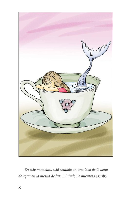 Book Preview For Mermaid in a Teacup Page 8