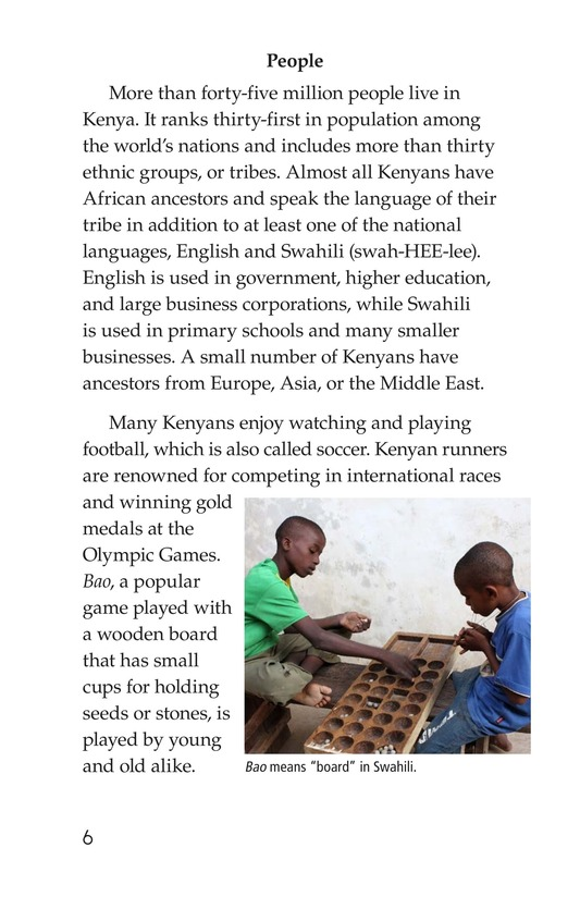 Book Preview For Kenya Page 6