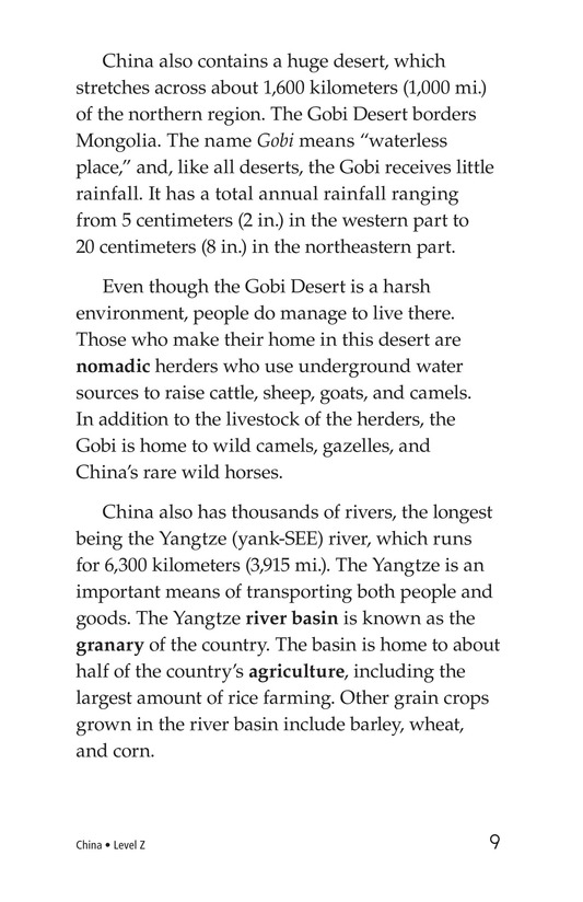 Book Preview For China Page 9