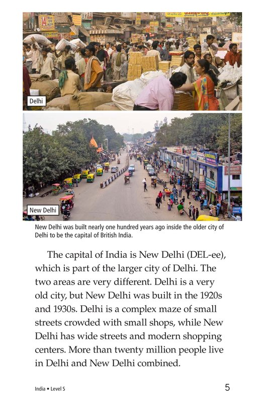 Book Preview For India Page 5