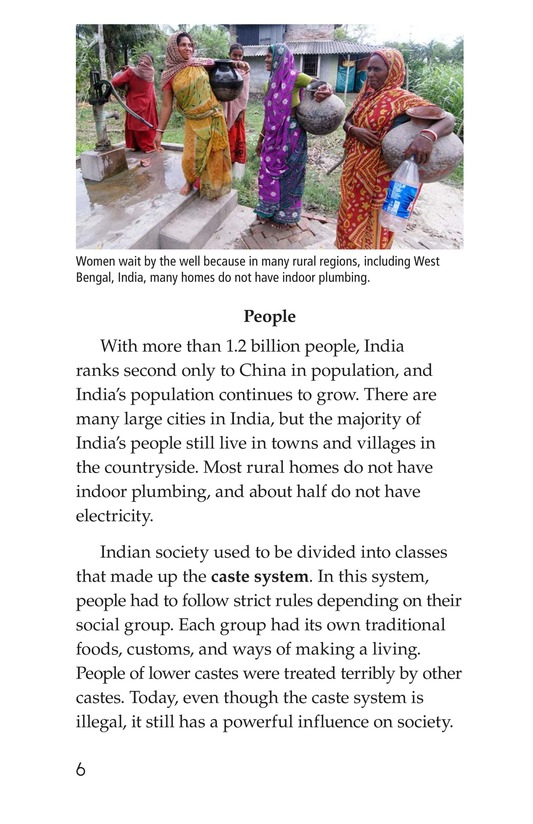 Book Preview For India Page 6