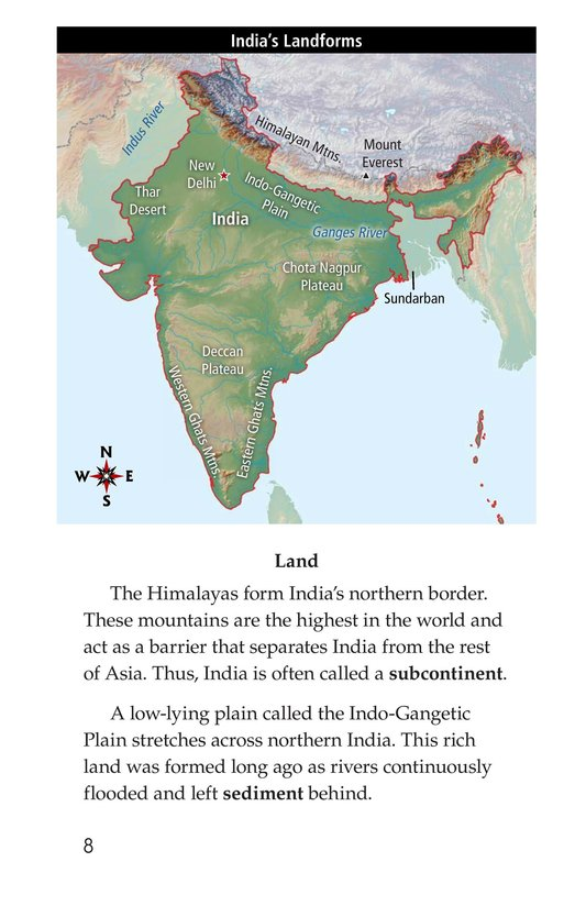 Book Preview For India Page 8