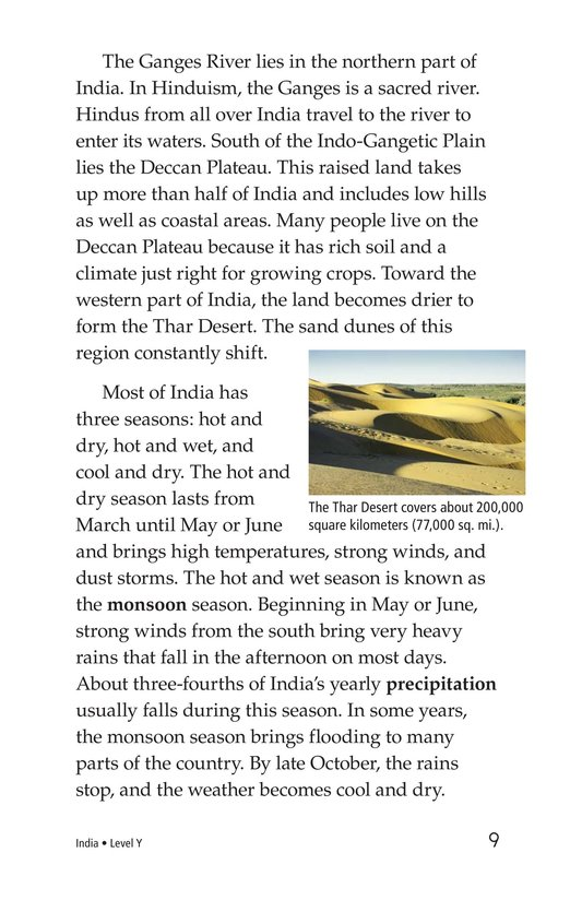 Book Preview For India Page 9