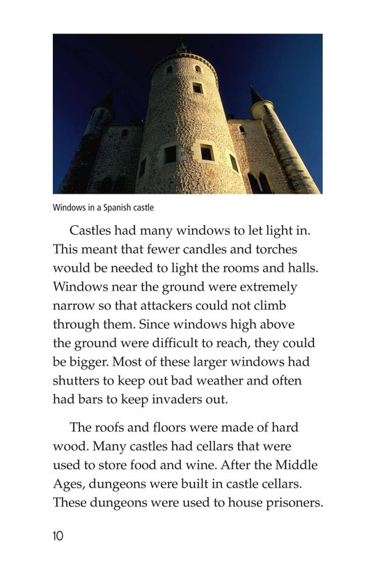 Book Preview For Castles Page 10