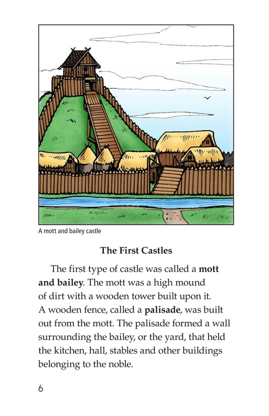Book Preview For Castles Page 6
