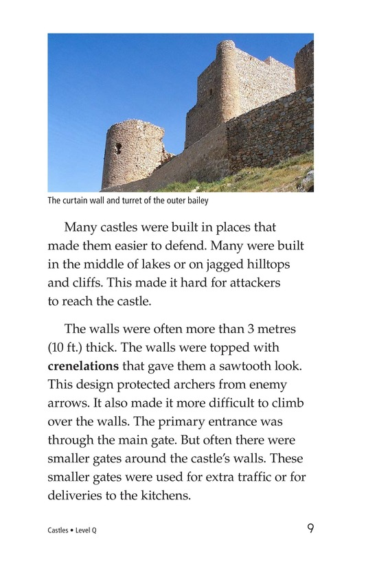 Book Preview For Castles Page 9