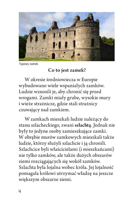 Book Preview For Castles Page 4