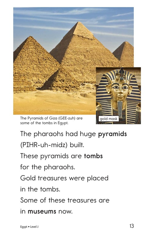 Book Preview For Egypt Page 13