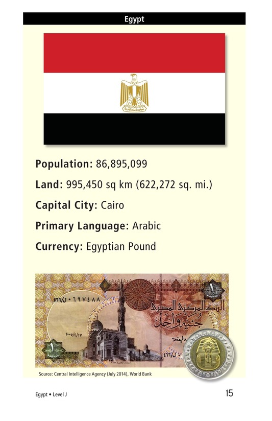 Book Preview For Egypt Page 15