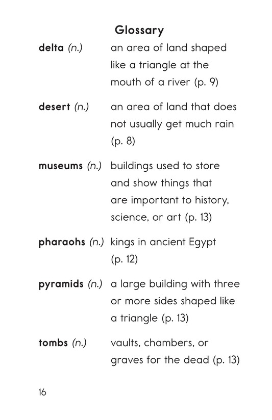 Book Preview For Egypt Page 16