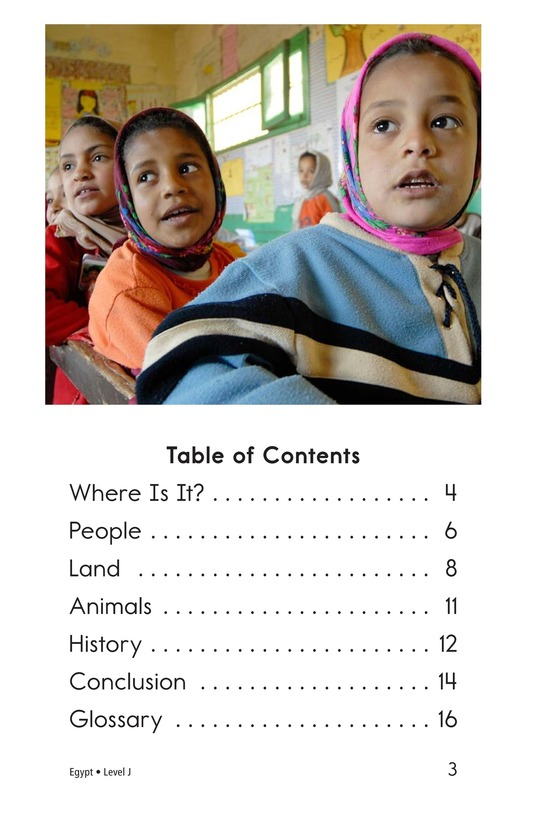 Book Preview For Egypt Page 3