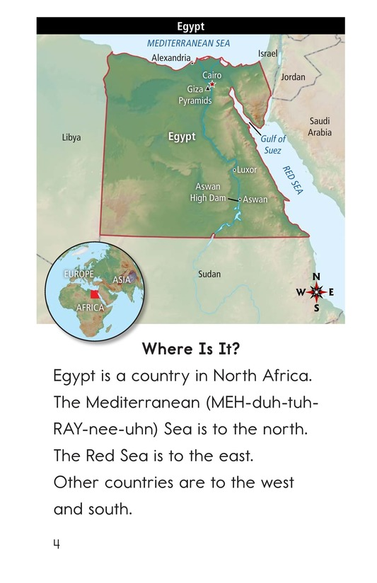 Book Preview For Egypt Page 4