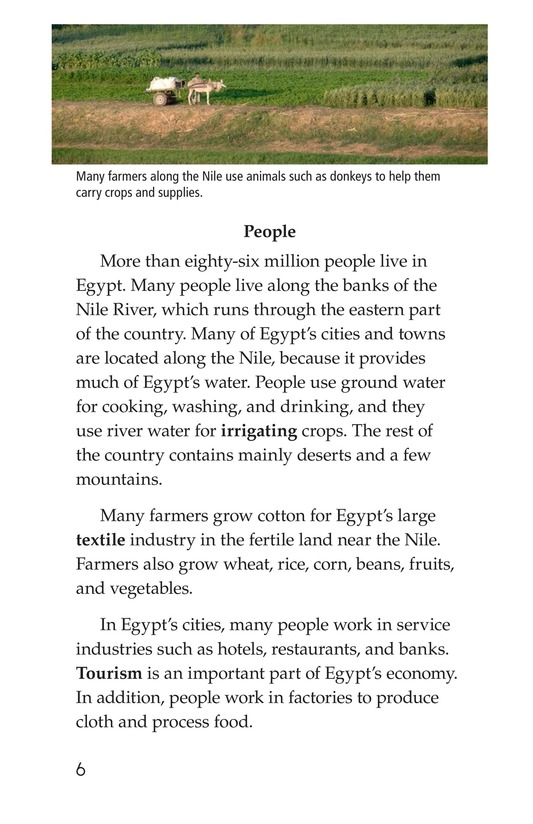 Book Preview For Egypt Page 6