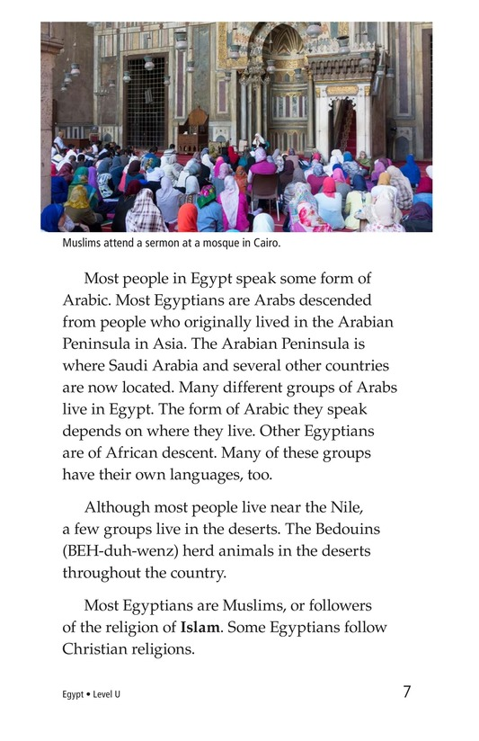 Book Preview For Egypt Page 7