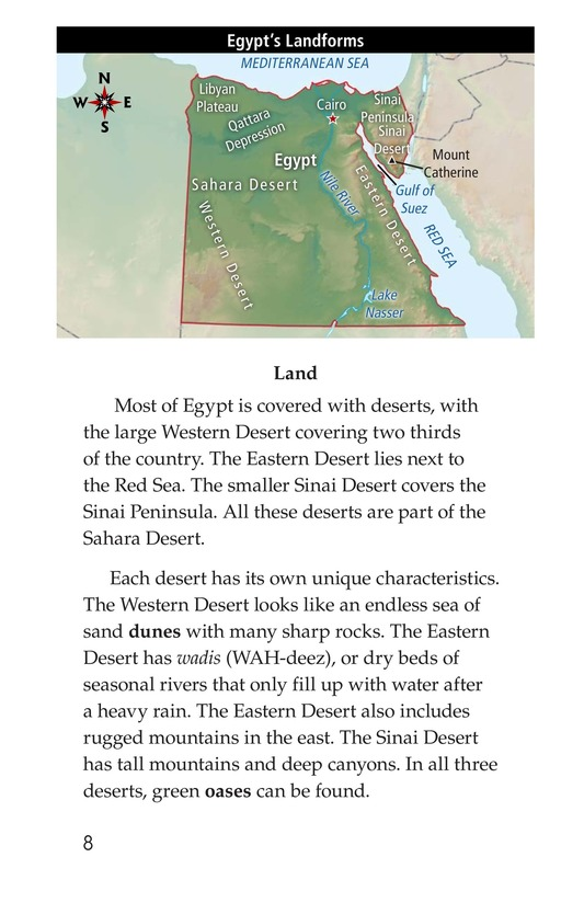Book Preview For Egypt Page 8