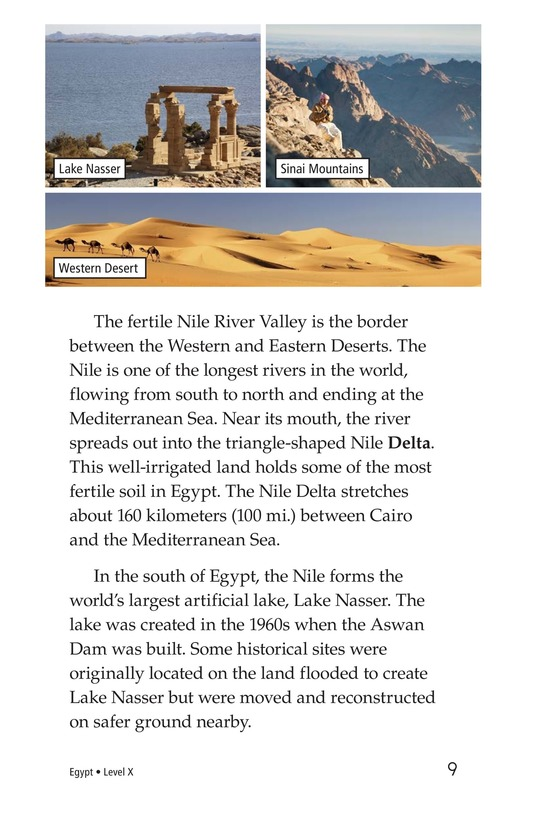 Book Preview For Egypt Page 9