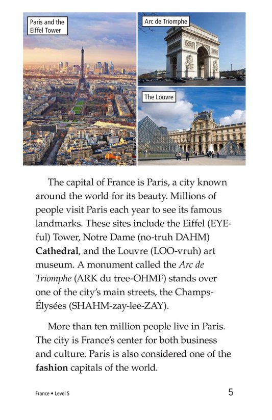 Book Preview For France Page 5