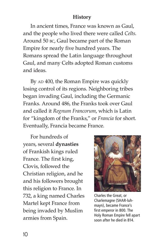 Book Preview For France Page 10